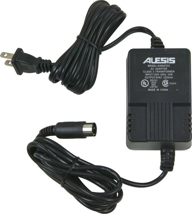 ALESIS Power Adapter, 9VDC 500mA (220V, EU)